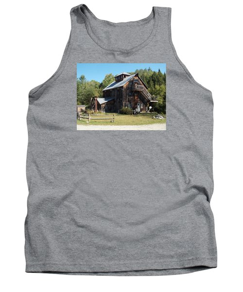 Grist Mill Tank Top by Catherine Gagne