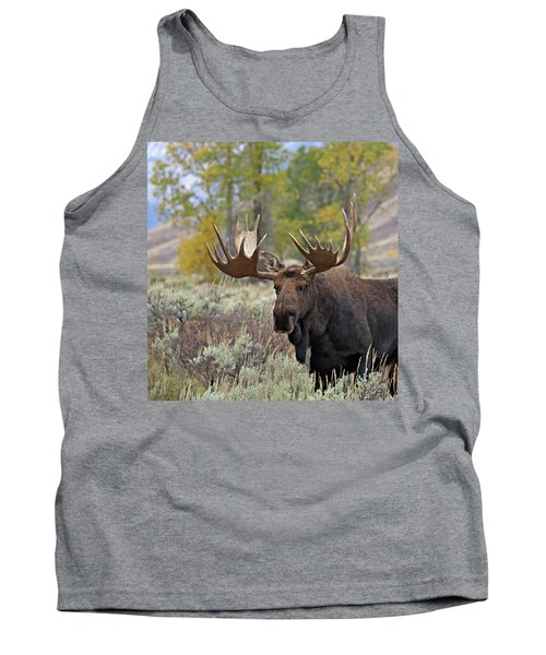 Handsome Bull Tank Top