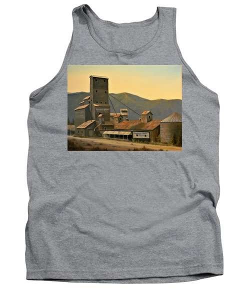 Hillbilly Highrise Tank Top