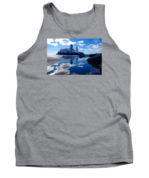 Hollow Rock Reflections Tank Top