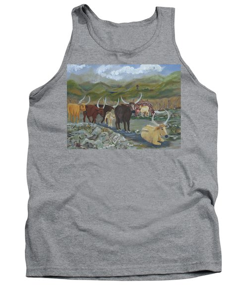 Home On The Range Tank Top