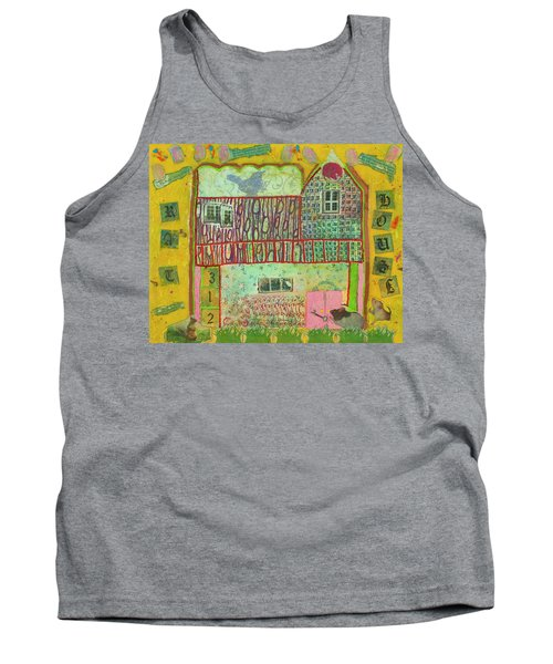 House #3 Tank Top