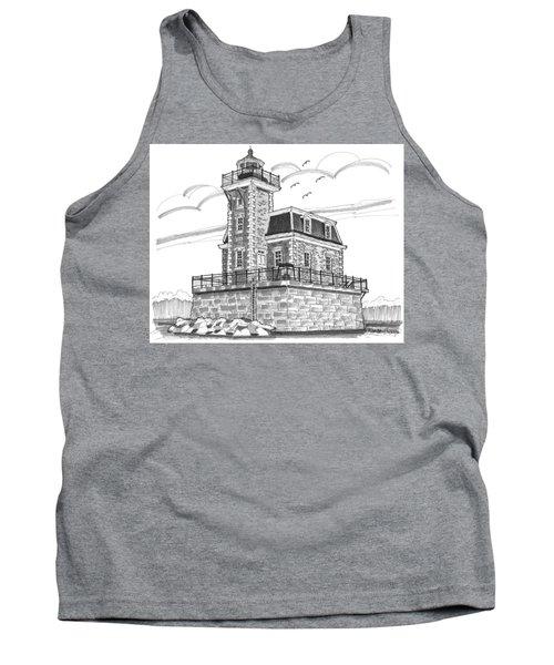 Hudson-athens Lighthouse Tank Top