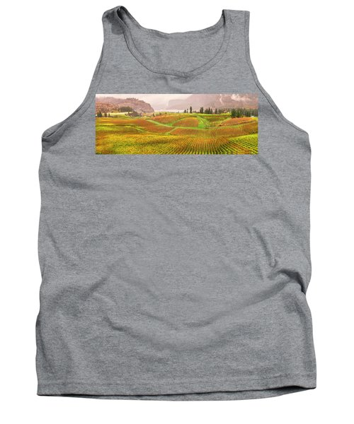 Tank Top featuring the photograph In The Early Morning Rain by John Poon