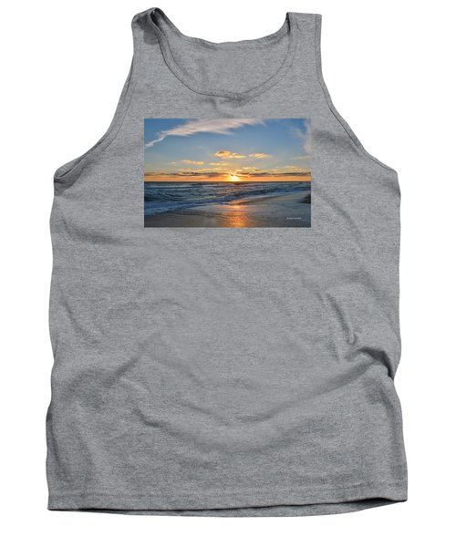 Kill Devil Hills Sunrise Tank Top