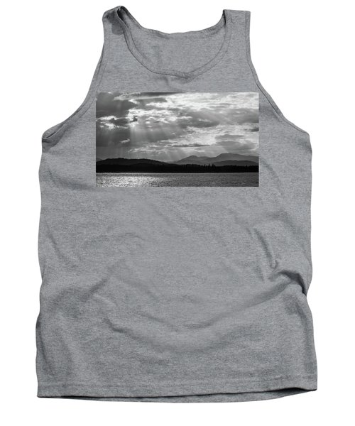 Tank Top featuring the photograph Let's Get Lost by Yvette Van Teeffelen
