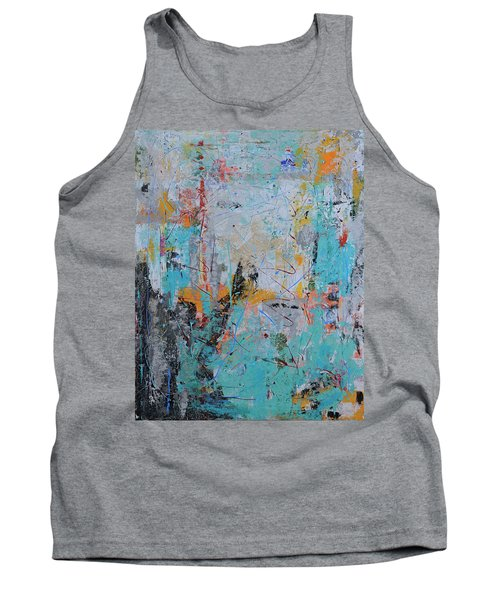 Letting Go Again Tank Top