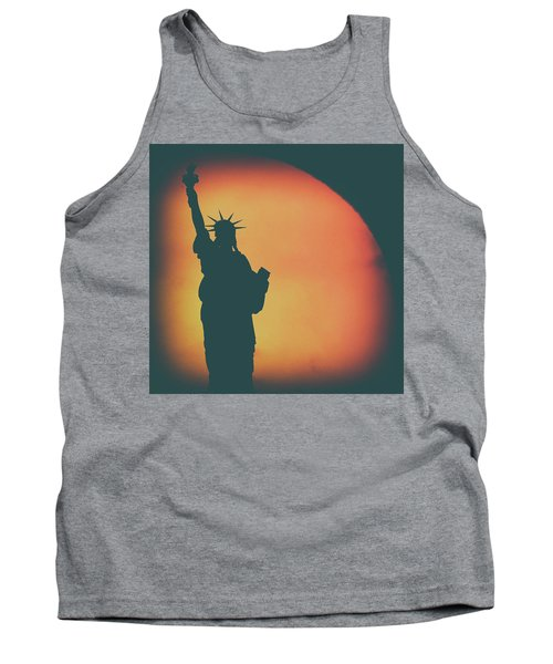 Liberty Sunset Tank Top