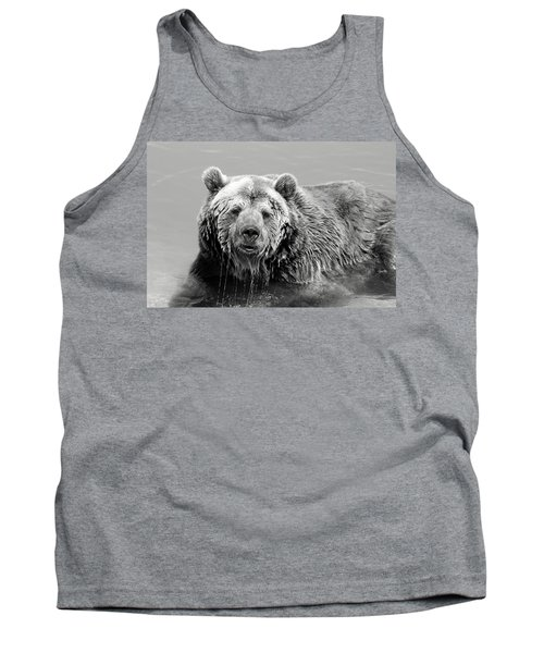 Life Is Good Tank Top by Fiona Kennard