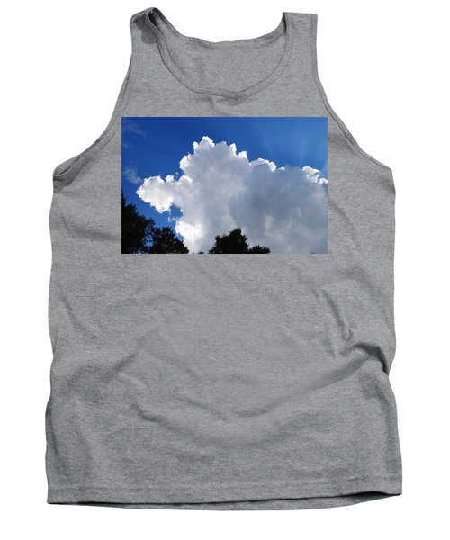 Light And Shadows Tank Top