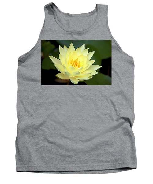 Tank Top featuring the photograph Lily by Jerry Cahill
