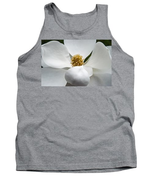 Magnolia Flower Tank Top