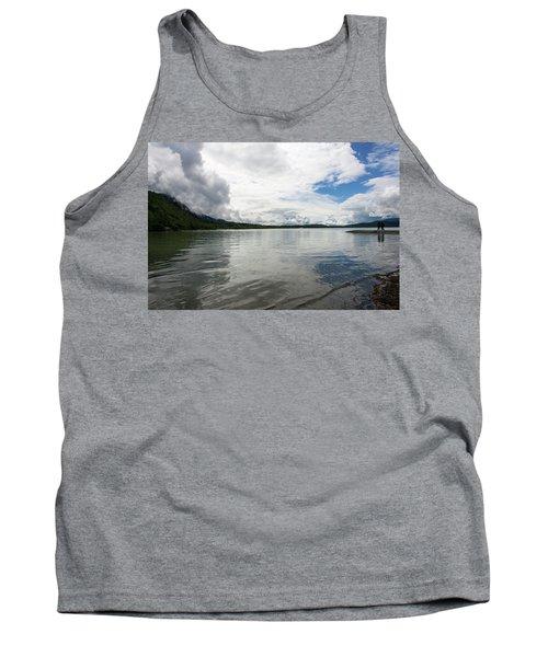 Mendenhall Lake Tank Top