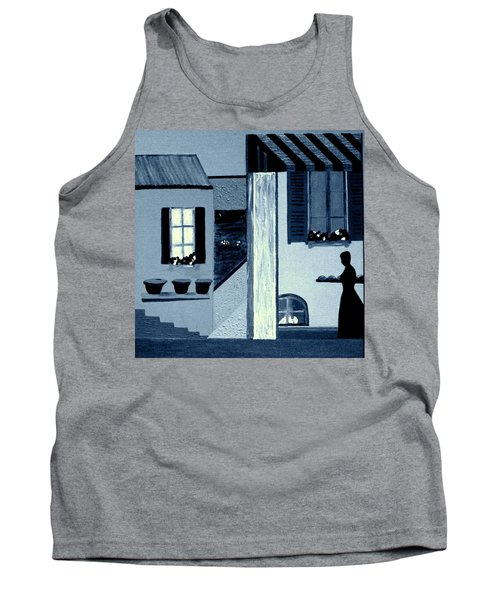Midnight In Limoux Tank Top
