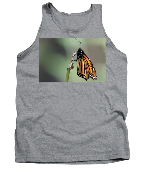 Monarch Butterfly Stony Brook New York Tank Top