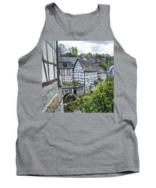 Monschau In Germany Tank Top