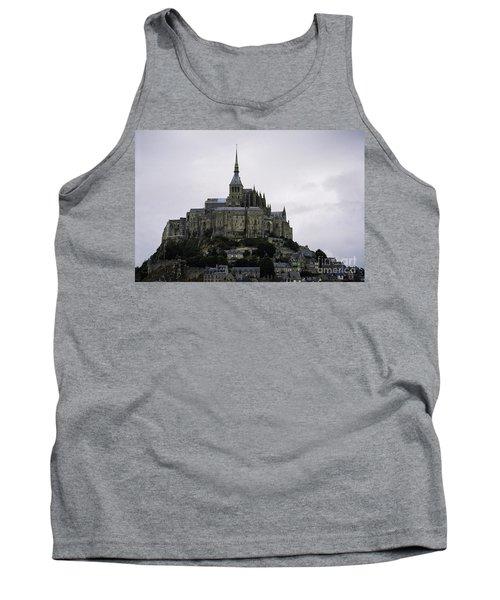 Mont St Michel Tank Top