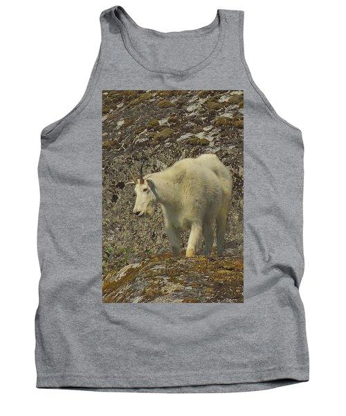 Mountain Goat Ewe Tank Top