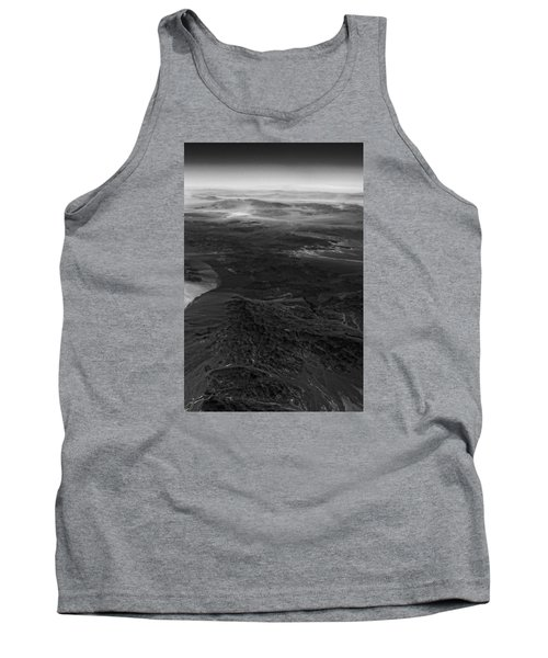 Mountains And Desert Tank Top