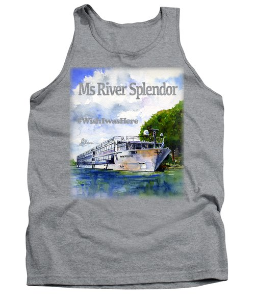 Ms River Splendor Shirt Tank Top