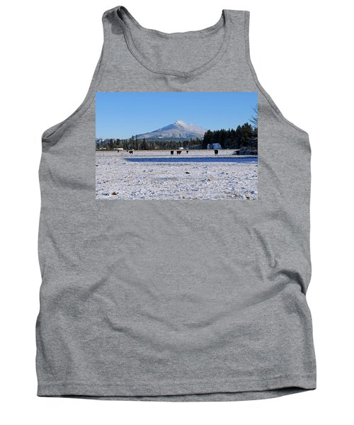 Mt. Pilchuck Tank Top