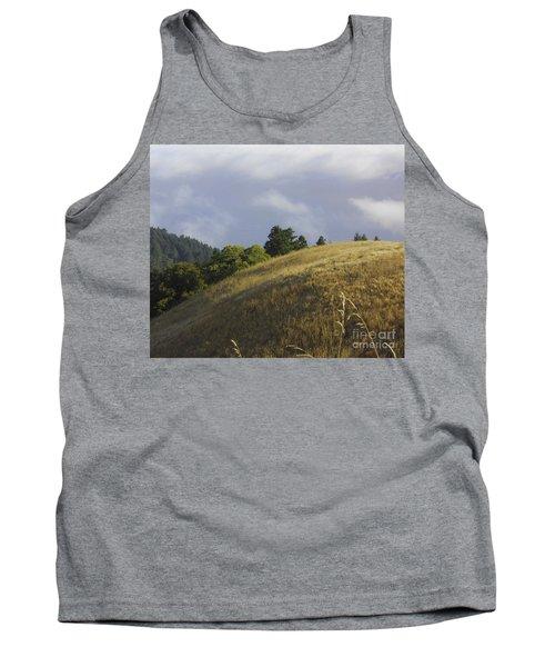 Mt. Tamalpais Study #1 Tank Top