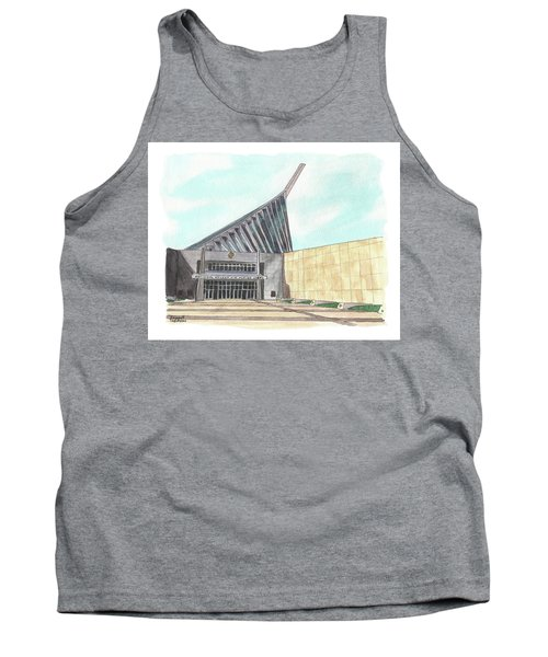 National Museum Of The Marine Corps Tank Top