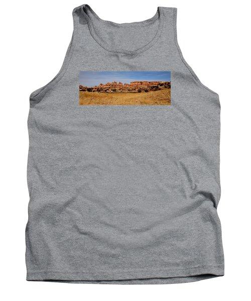 Needles At Canyonlands Tank Top