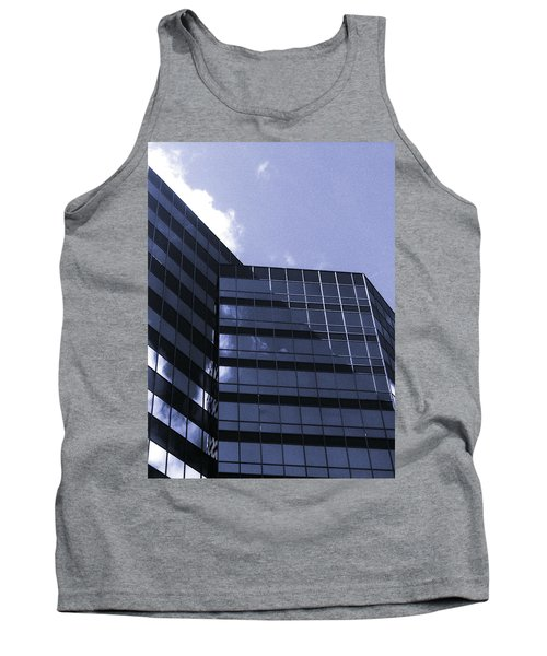 Tank Top featuring the photograph Obscurity by Jamie Lynn
