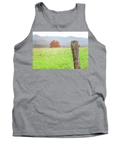 The Old Fence Post Tank Top