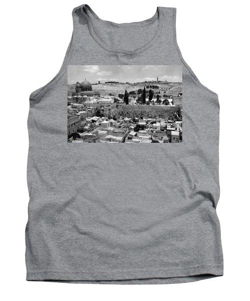 Old Jerusalem Tank Top