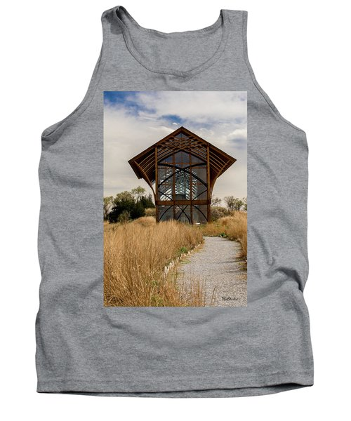 Omaha Holy Family Shrine 2 Tank Top