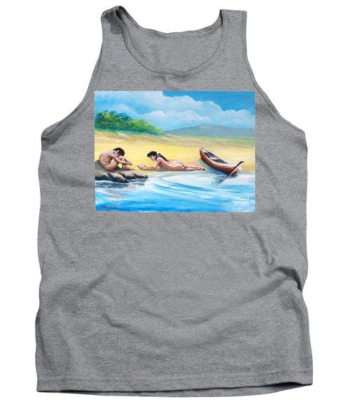 On The Beach Tank Top