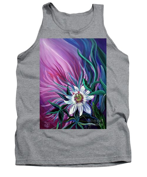Passion Flower Tank Top