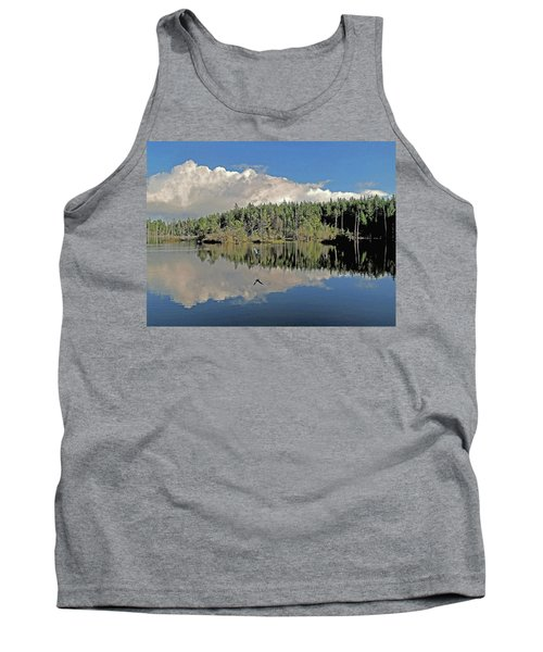 Pause And Reflect Tank Top