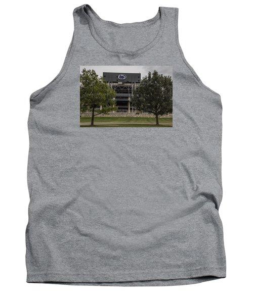 Penn State Beaver Stadium  Tank Top by John McGraw