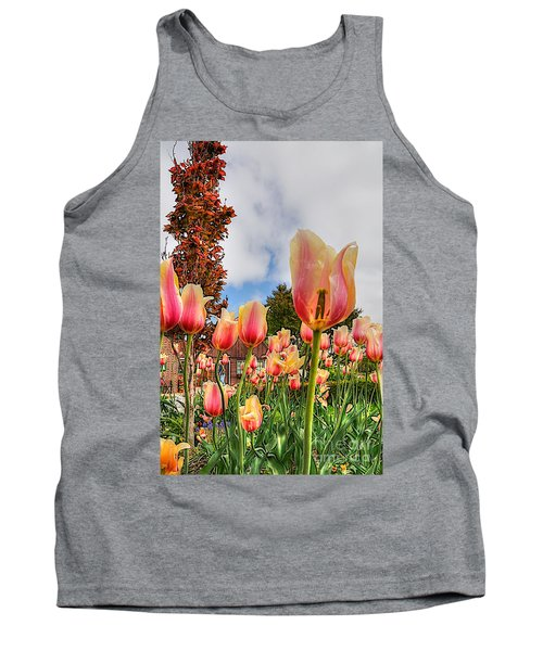 Tank Top featuring the photograph Pink Lemon Aid by Robert Pearson