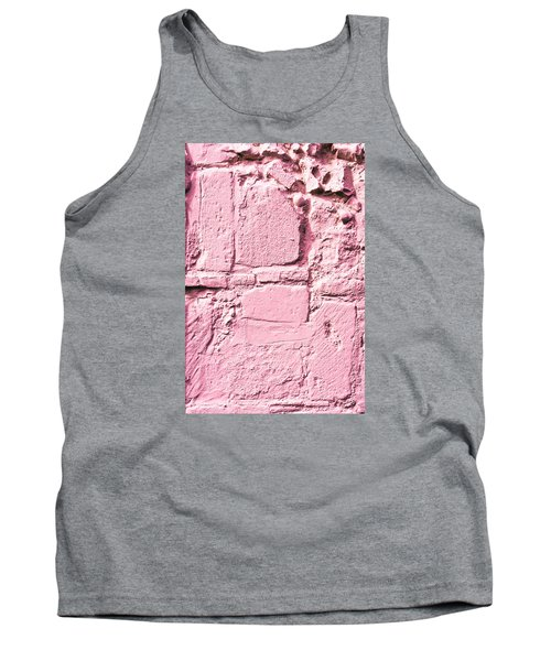 Pink Wall Tank Top