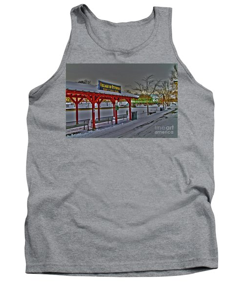 Pittsford Canal Park Tank Top