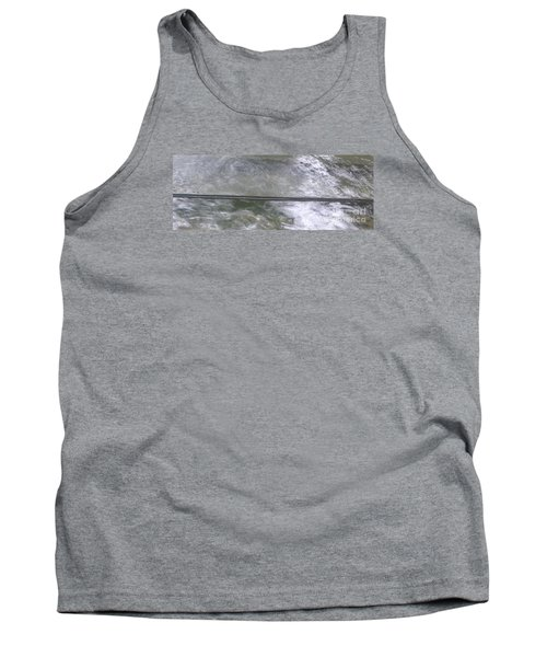 Tank Top featuring the photograph Pond  by Nora Boghossian