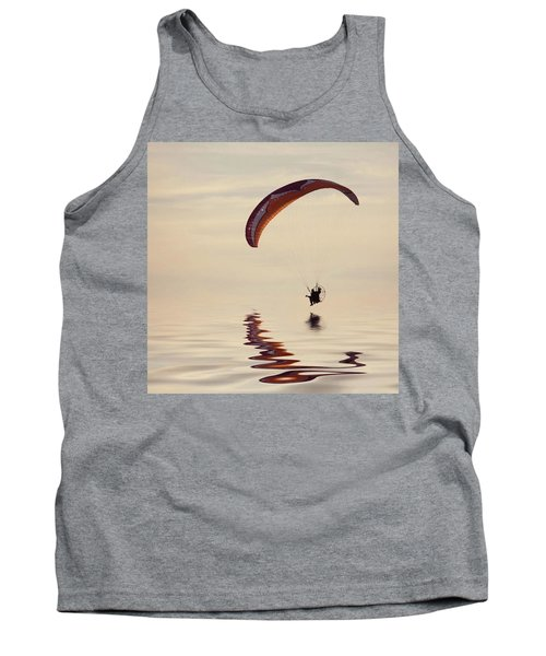 Powered Paraglider Tank Top