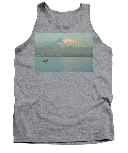 Puget Sound Tank Top by Angi Parks