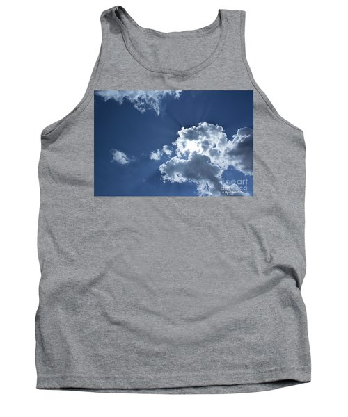 Tank Top featuring the photograph Radiance by Megan Dirsa-DuBois