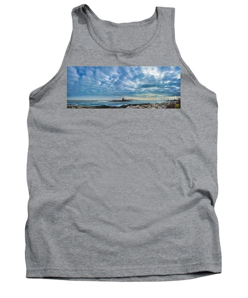 Ram Island Light Tank Top by Alana Ranney