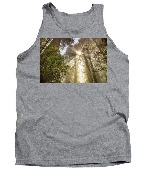 Redwoods Sunburst Tank Top