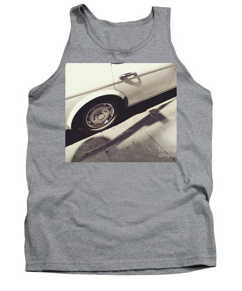 Tank Top featuring the photograph Rolls Royce Baby by Rebecca Harman
