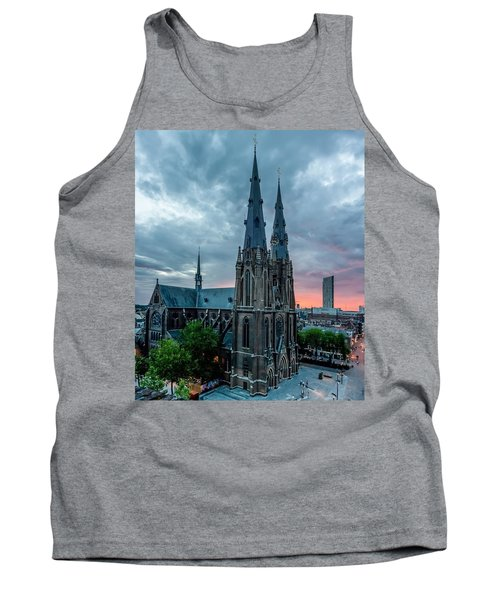 Saint Catherina Church In Eindhoven Tank Top