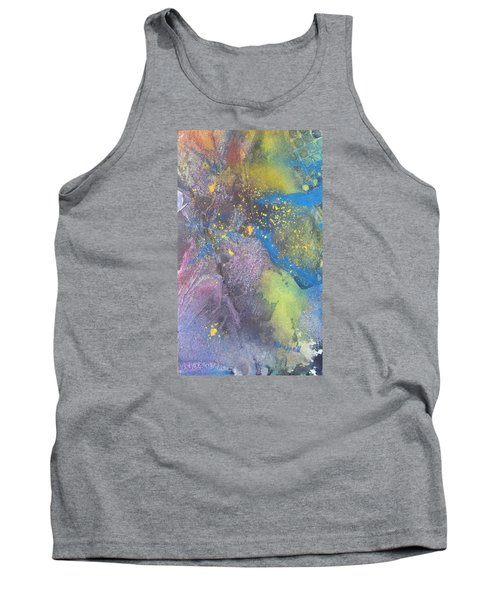 Sand Tank Top by Becky Chappell