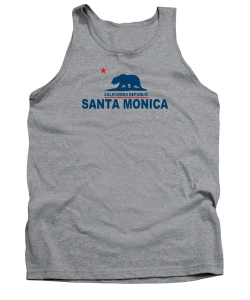 Santa Monica Tank Top by American Roadside