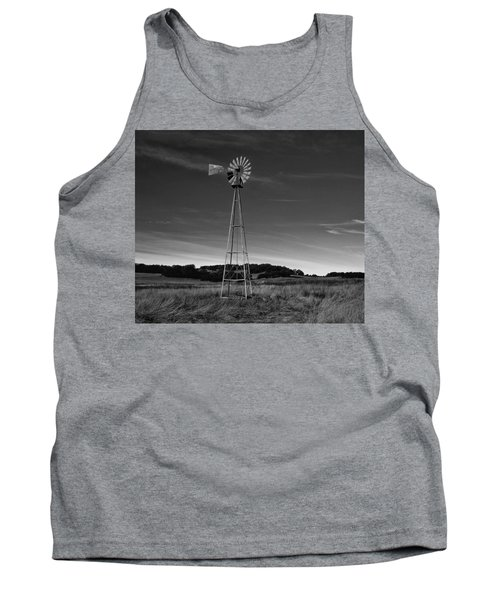Santa Rosa Plateau Windmill Tank Top